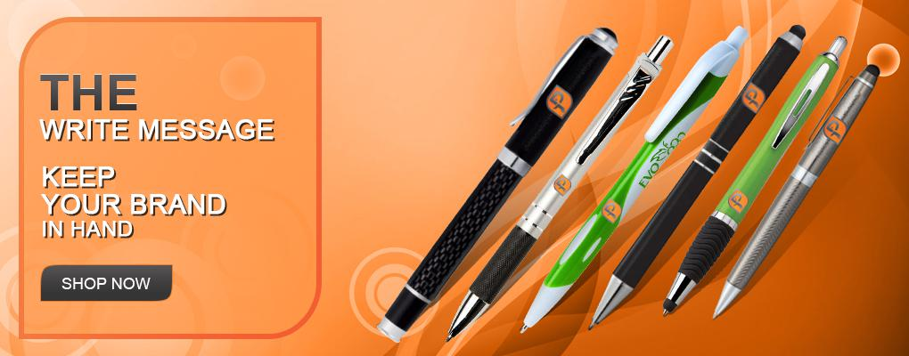 The Write Message - Branded Pens and Pencils